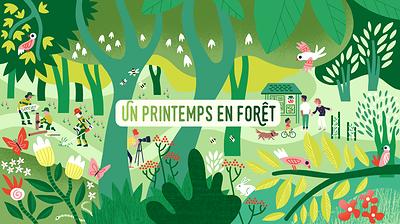 Clod Illustrateur / ONF